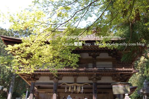 大野神社楼門