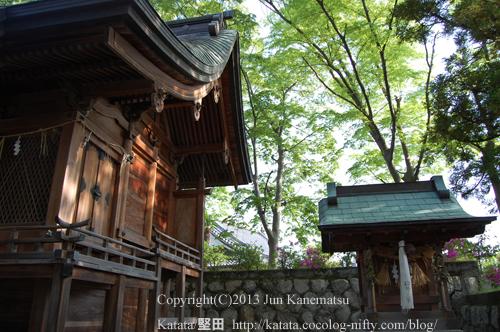 神田神社(2013年献撰供御人行列-2)