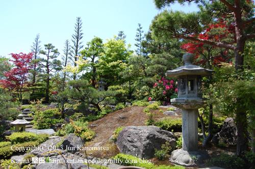 西応寺庭園(主庭西側)