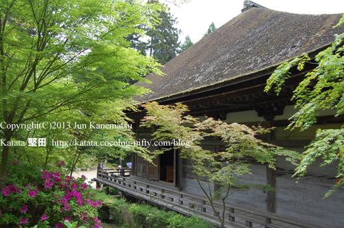 長寿寺本堂-2