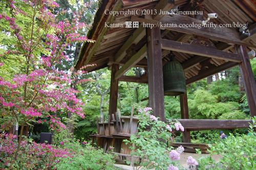 長寿寺の鐘楼