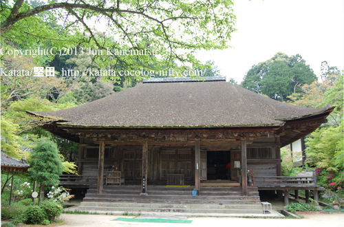長寿寺本堂-3