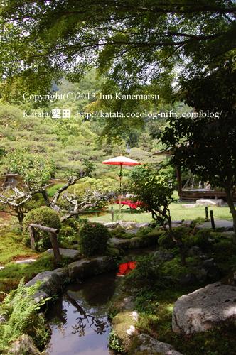 旧竹林院庭園-3