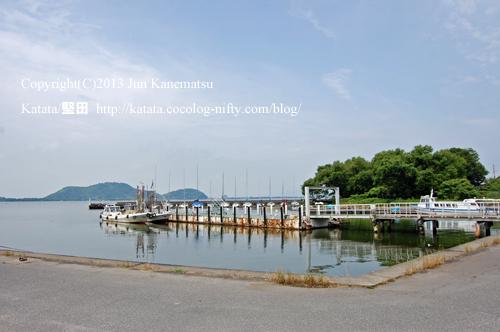 長命寺港(琵琶湖)