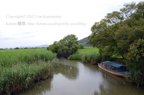 水郷の風景(近江八幡市円山町)-3