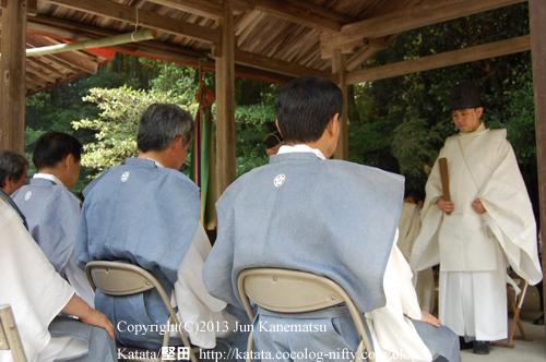 鞍掛神社例祭、始まる