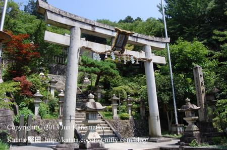 加茂神社(滋賀県米原市醒井)