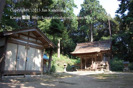 小野道風神社境内