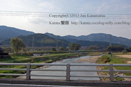 杣川(甲賀市水口町)