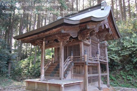 新宮神社表門
